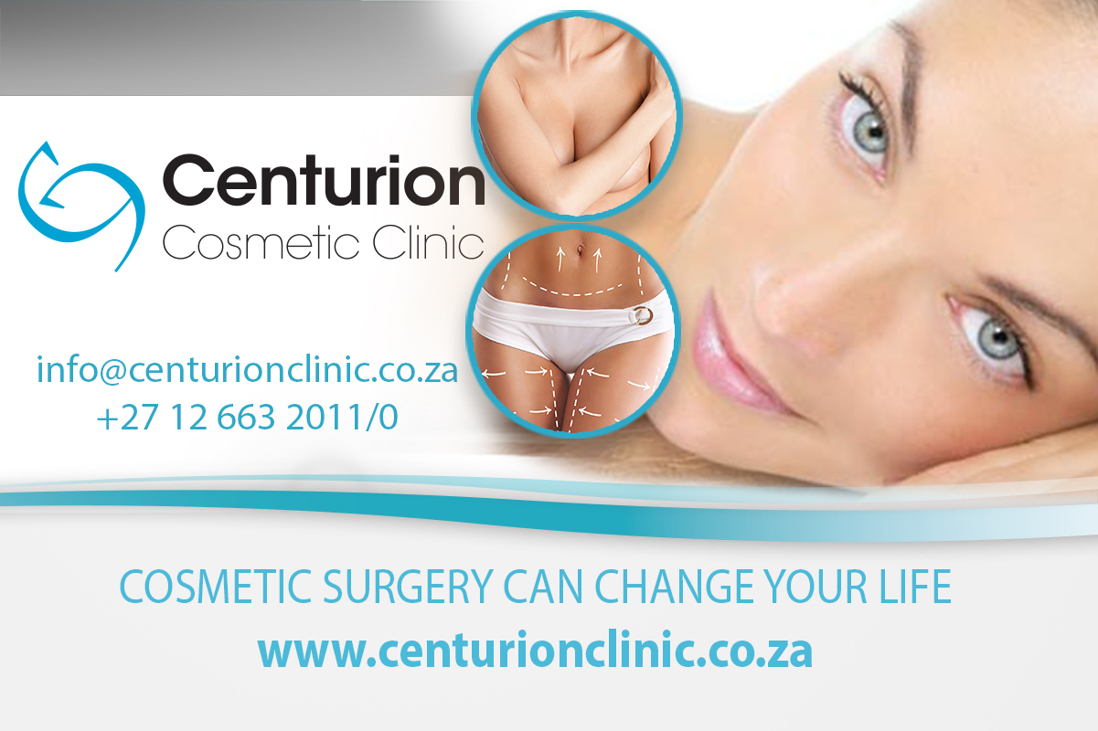 Cosmetic Surgery Can Change Your Life Centurion Cosmetic Clinic